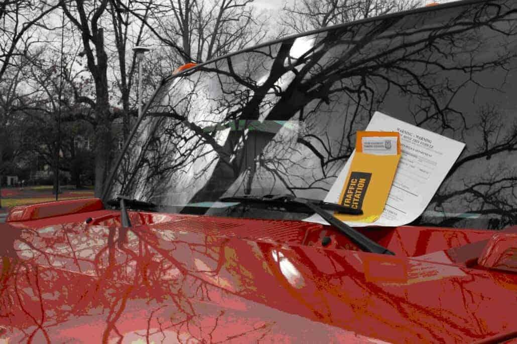 Legal Virtual Chalking for Parking Management