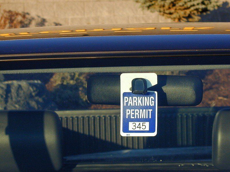 parking permit overselling