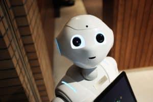 innovation debt robot viewing camera